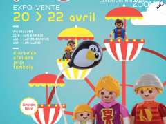 photo de Exposition Playmobil, l'aventure miniature