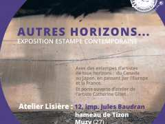 photo de Fête de l'estampe 2019 : Autres horizons