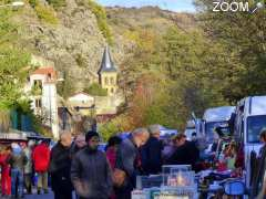 photo de Brocante, vide-greniers, artisanat d'art, produits du terroir, salon d u livre