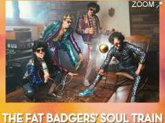 The Fat Badgers� soul train - Un Singe en Eté
